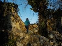""""""" grimper les murailles """""""