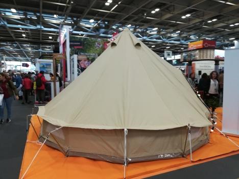logement sous tente